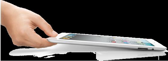 ipad, touchscreen simple image