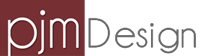 pjm design logo smaller