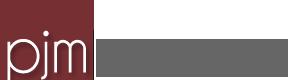 pjm design logo
