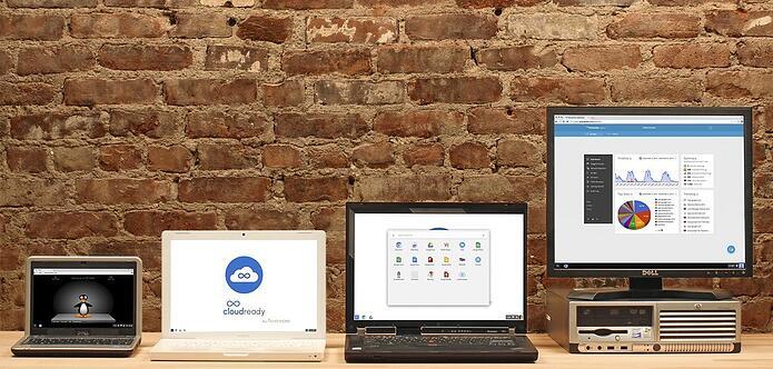 computer lineup