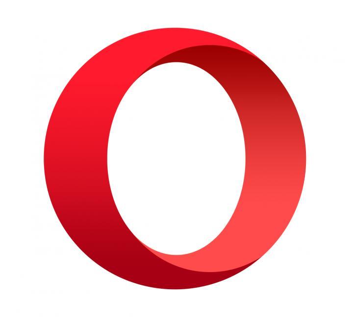 opera chromium browser logo