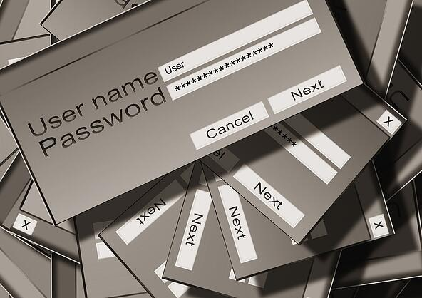 username and passwords screen, remembering passwords made easy