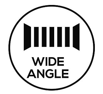 wide angle camera lens, digital camera, image