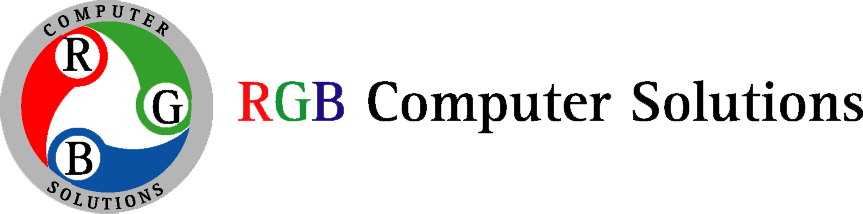 RGB Logo, transparent background