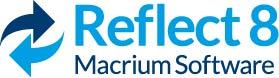macrium reflect logo image