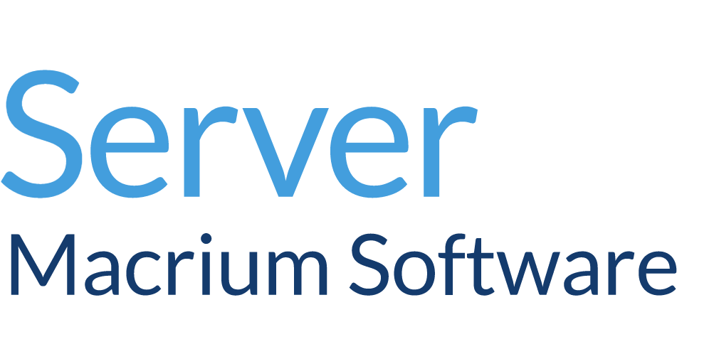 server macrium software